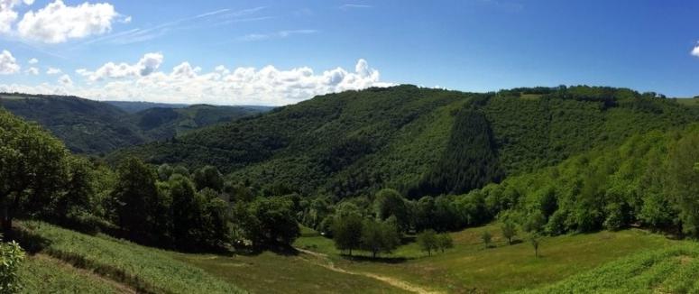 Ferienhaus Le Belvedere in der Auvergne