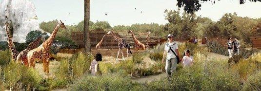 Mit den Kindern in Paris zum Parc Zoologique