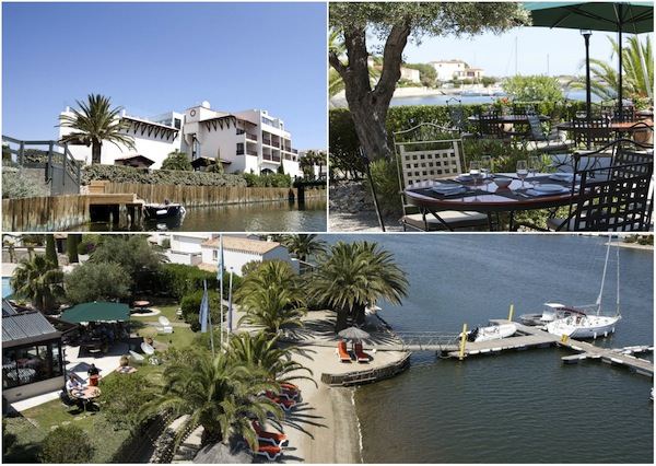Oase der Ruhe im Hotel Ile de la Lagune