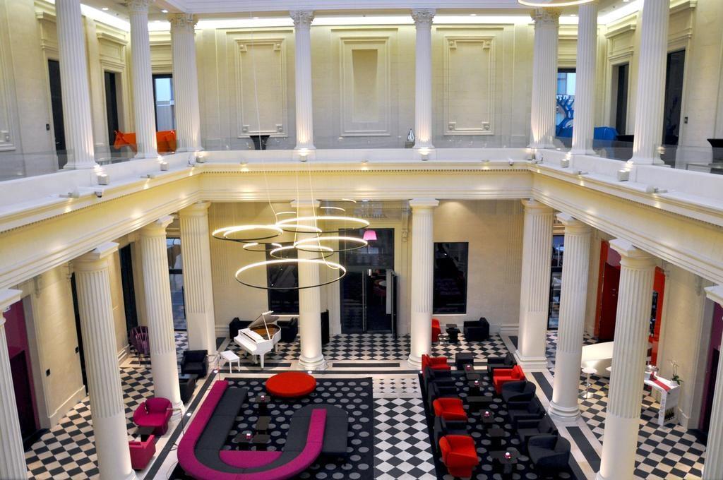 Nantes - Radisson Hotel im Knast übernachten - Monument