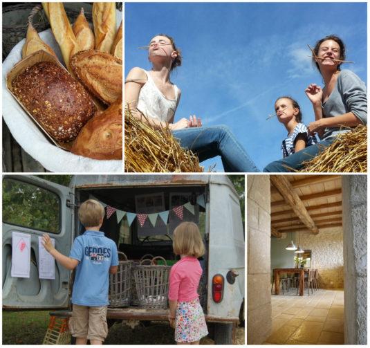 Famillienurlaub in der Dordogne