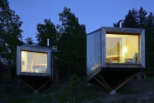 Natur Campingplatz du Mettey Vogesen