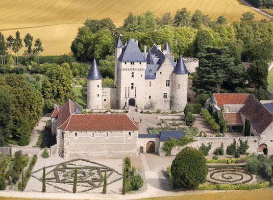 Chateau-du-Rivau-Loire