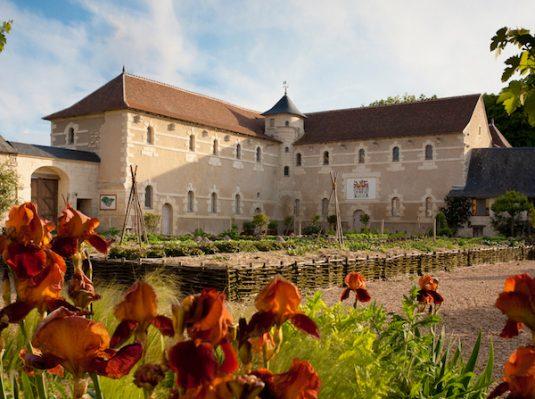 Stallungen Chateau du Riva Loire