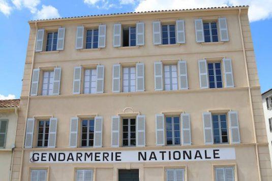 Gendarmerie de St Tropez - Gendarmenhauptquartier