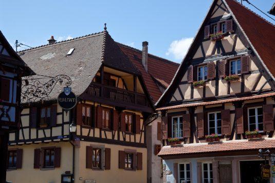 Die schönsten Weindörfer im Elsass, Dambach