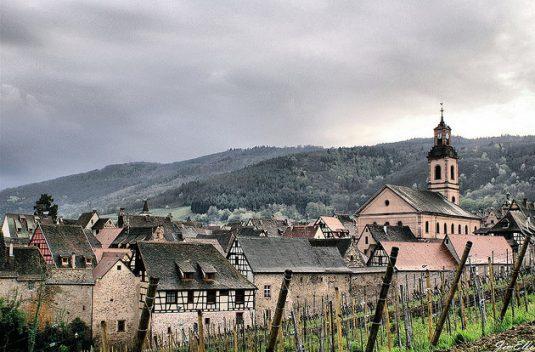 Die schönsten Weindörfer im Elsass, Riquewihr