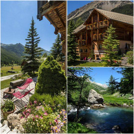 Chalet d'en Ho, Gemütliches Berghotel in den Französischen Alpen