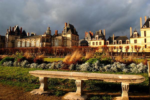 Schloss Fontainebleau Ile de France