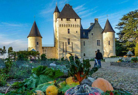 Chateau Rivau Loire Tal