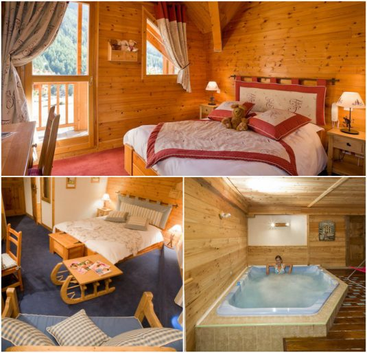 Chalet d'en Ho gemütliches Berghotel in den Französischen Alpen