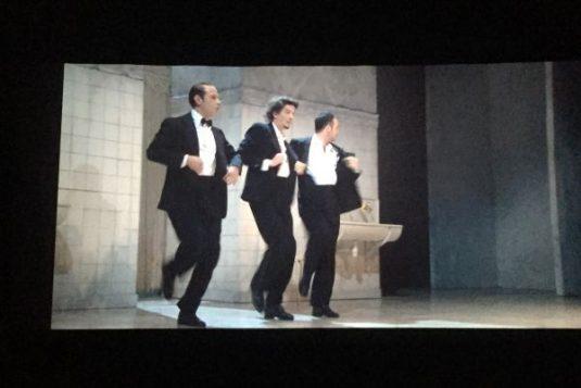 La Comédie Francaise im Kino: Live-Übertragung von Romeo et Julia