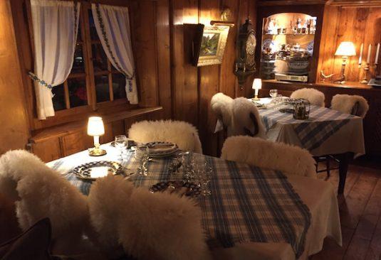Chambres d'hôtes / Bed&Breaksfast / Berghütte in Haute-Savoie