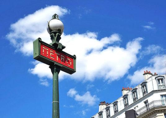 Ubahn Metro in Paris - Alle Reise Tipps