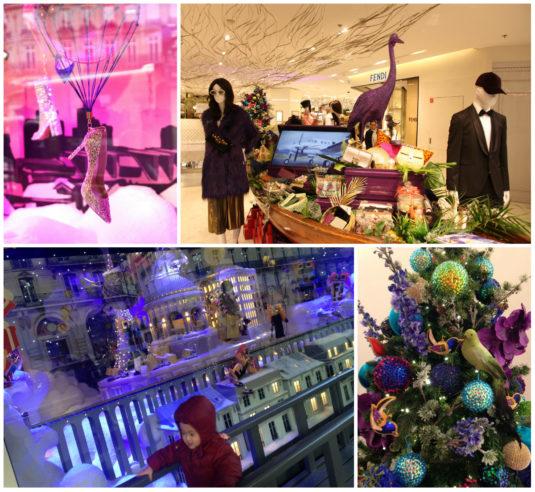 L'extraordinaire voyage des Cadeaux - Weihnachten Printemps Paris