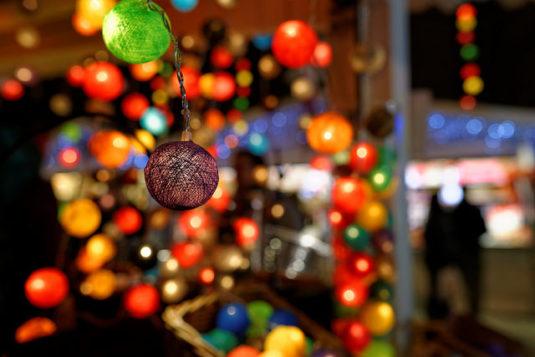 Schaufenster In Paris - Silvester und Neues Jahr