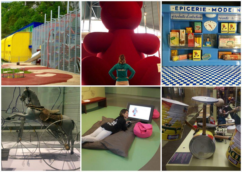 Musée du Jouet: Musee du Jouet: Besuch des Spielzeugmuseums in Moirans-en-Montagne