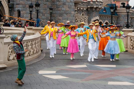 Disneyland-Paris-cc-Darren