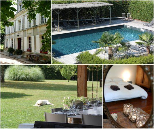 Domaine Le Guinot-Dordogne ferienhauser