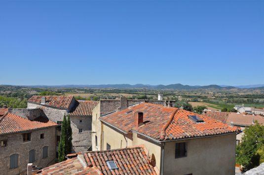 Dorf Barjac Gard Languedoc-Roussillon