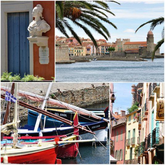 Hafenstädtchen Collioure