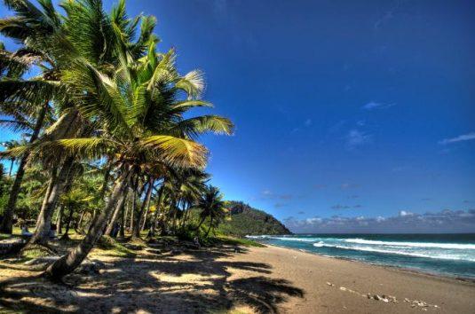 Indischen Ozean - Insel Reunion
