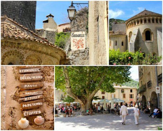 Saint-Guilhem-le-Désert Hérault Frankreich