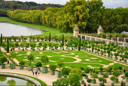 Versailles Frankreich hotspot