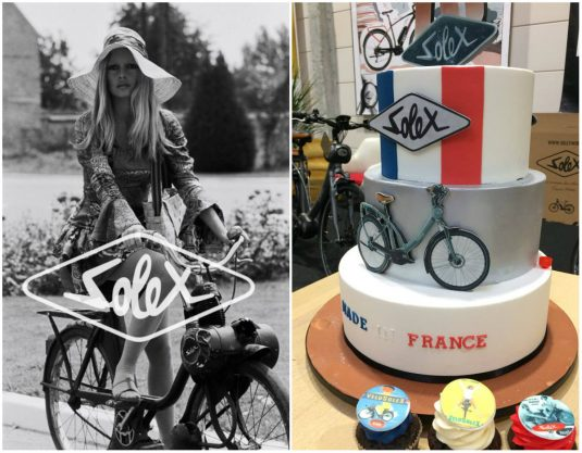 Solex Made-in-france come back in Normandie