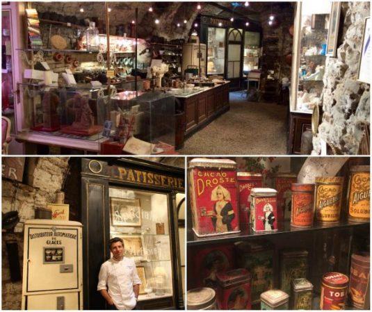 Mini-Museum des Meister Chocolatier Edouard Hirsinger