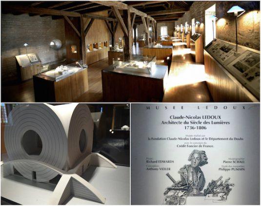 Musee Claude-Nicolas LeDoux Jura