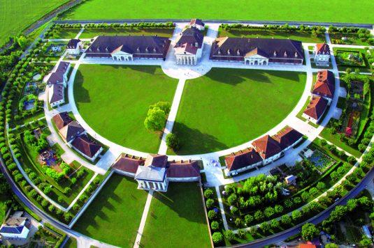 Saline Royale Jura Franche-Comté Frankreich