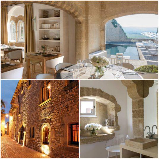 Vieux Castillon, ein prachtvoller Altbau