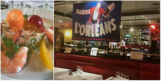 Brasserie Orleans Bordeaux