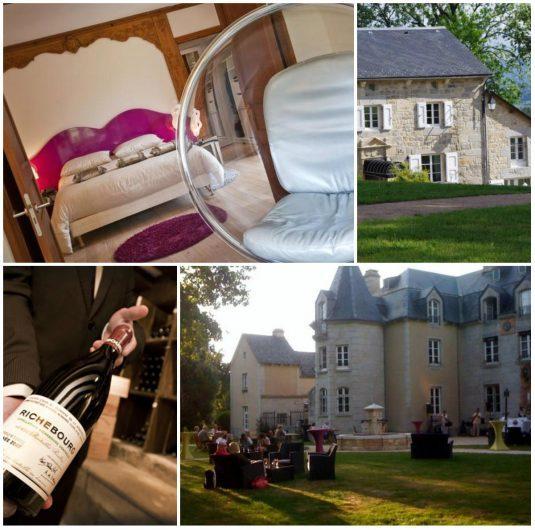 Chateau d'Orfeuillette, Luxe-Unterkunft in der Lozere