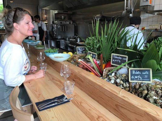 Chez Boulan Fischrestaurant Bordeaux
