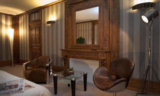 Designermöbel und Cosy Gefühl im Chateau