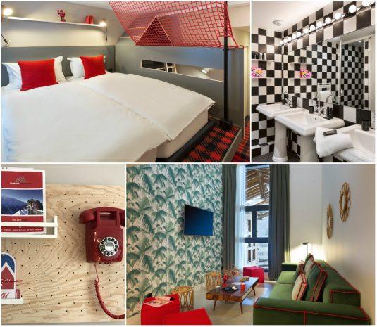 RockyPop Hotel Les Houches Chamonix