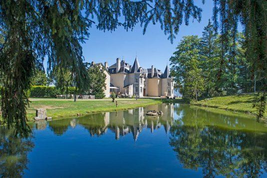 Schlosshotel Orfeuillette in der Lozere