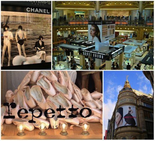 Shoppen in Paris - Hausman und Opera
