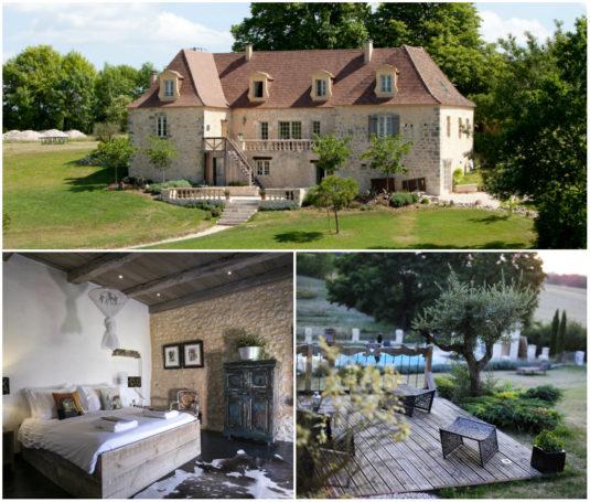 Suite Jardin -le-Cariol- Dordogne