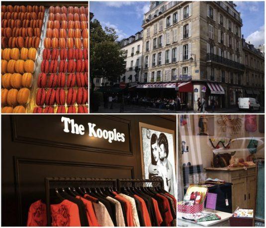 Das vielseitigste Shoppingviertel der Stadt befindet sich im Herzen von Rive Gauche, in Saint-Germain-des-Prés.