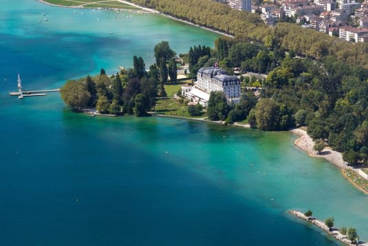 Hotel Imperial Palace in Annecy