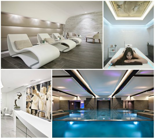 Wellness in Annecy: Cristal Spa