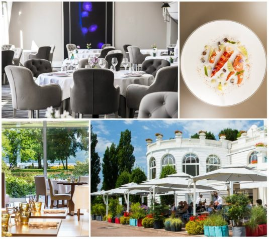 Vier-Sternehotel Annecy Imperial Palace