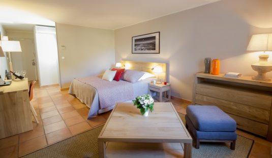 zimmer hotel Hospitalet Narbonne