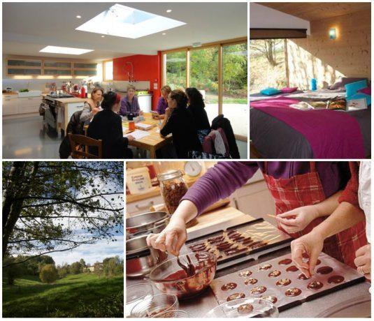 Kochkurse für bewusstere Ernährung in der Auvergne