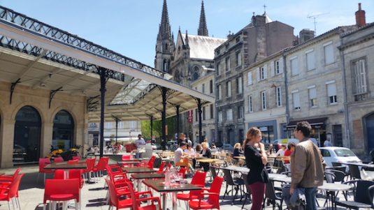 Place du Marché des Chartrons