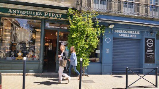 Vier Viertel, vier Gesichter in Bordeaux