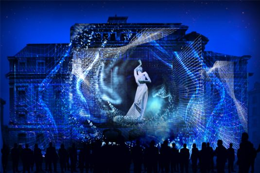 Puy-en-Velay im Scheinwerferlicht: Theater